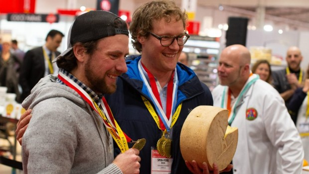 QUEBEC CHEESE NAMED GRAND CHAMPION!